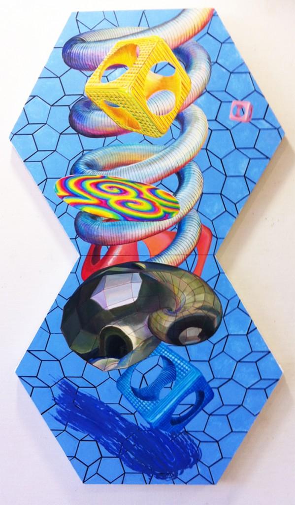 Alan Singer Spiral Gyra