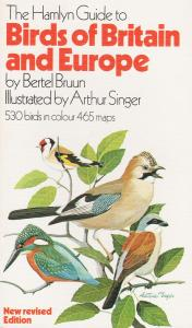 The Hamlyn Guide to Birds of Britain and Europe