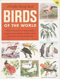 A Golden Stamp Book: Birds of the World