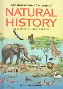 The New Golden Treasury of Natural History